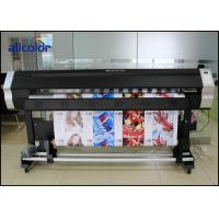Automatic Feeding Large Format Solvent Printer 4 Color DX5 Head 1440dpi Manufactures