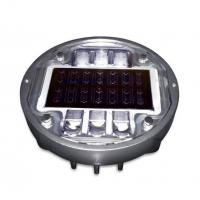 Quality Solar Road Stud ASD-013 CE IP68 Alluminum Road Solar Road Marker Solar Sarning for sale