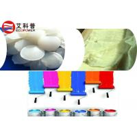 Anti - corrosion Paints Chlorosulfonated Polyethylene CSPE 30 Non - toxic Light Yellow Color Manufactures
