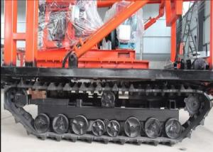 Easy To Operate Geological Drilling Rig Machine For Geologic Structure Prospecting Manufactures