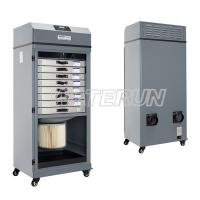 700W Laser Cutting Solder Fume Extractor , Grey Welding Fume Extractor Manufactures