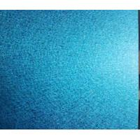 China China factory Blue color galvalume steel sheets with fingerprint on sale