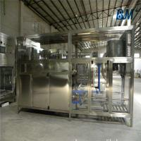 200-280 Barrels per hour capacity 5 Gallon/3 GallonBottle 3 In 1 Milling Machine Manufactures