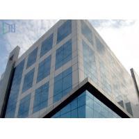 Quality Wind Pressure Thermal Break Aluminium Curtain Wall With High heat Resistance for sale