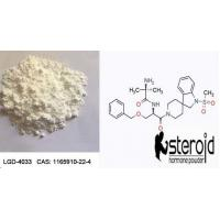 Anti - Cancer SARMS Bodybuilding Steroid LGD -4033 / Anabolicum CAS 1165910-22-4 Manufactures