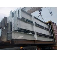 Quality Hot - dipped Galvanized C & Z Beams Garage Steel Frame House-Light steel frames for sale