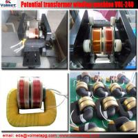 best selling automatic voltage transformer winding machine for current instrument transformer Manufactures