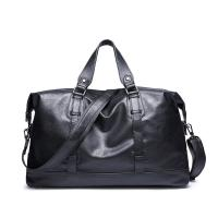 PU Leather Vintage Cross Shoulder Bag 36-55 L With Durable Buckle / Soft Handle Manufactures