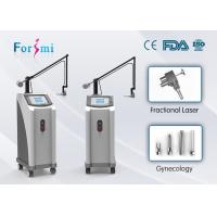 China Beauty clinic use 40W 10600nm Metal RF Fractional CO2 Laser Skin Resurfacing Machine on sale