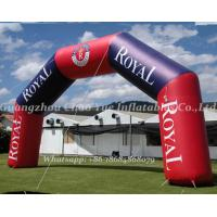 Red Inflatable Air Arch/Archway with Logos (CY-M2122) Manufactures