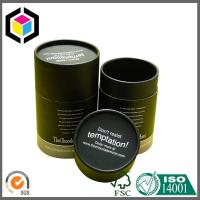 Custom Made Full Color Print Paper Tube for Chocolate Package Manufactures