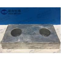 Magnesium Anodes Alloy Is Typically H-1, Grade A (AZ-63)  In Fresh Water Environments Manufactures