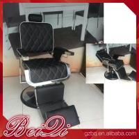 luxury men's barber chair salon furniture styling barber chair for sale Manufactures