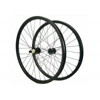 Carbon Clincher Wheelset For Mountain Bike , Toray 700 Mtb 29er Carbon Wheelset  Manufactures