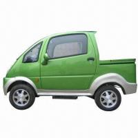 New Design Electric Car/Truck Automobile Vehicle, Powered by Li-Battery Manufactures
