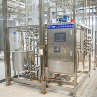 250ml Per Pack Aseptic Plate Sterilizer Powder UHT Milk Processing Line Manufactures