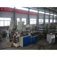 PP/PE/ABS/PS Sheet/ Plate/Board Extrusion Line/Extruding Machine (SJ120) Manufactures