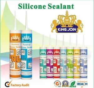 Low Modulus Aquarium Silicone Sealant High Temperature Sealing Adhesive Manufactures