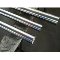 China 45# 40Cr 2Cr13 Sus304 Precision Cold Drawn Honing / Polishing Piston Rod For Machinery on sale