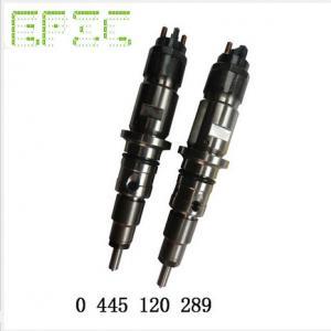 EPIC Injector 0 445 120 289 Common Rail Cunmins Diesel Engine Valve F 00R J02 472 Manufactures