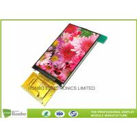 Quality Resolution 320x480 TFT LCD Display 3.5'' 37 Pin MCU 16 Bit Interface IC ILI9488 for sale