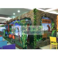 Special 5D Theater System With Dinosaur Cabin And High Definition Screen Manufactures