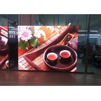 Buy cheap Showing Stall Led Panel Full Color 2.5mm Pixel Pitch 1300cd Brightness 1500 Hz from wholesalers