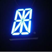 2.3 inch single digit 16 Segment LED Display For elevator floor indicator Manufactures