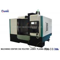 Quality FANUC Spindle Motor CNC Vertical Machining Center For Zinc Processing for sale