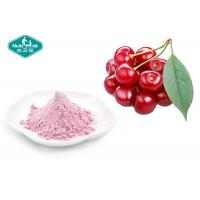 Nutrifirst Freeze Dried Cherry Powder Super Nutritional Highly Anthocyanins To Reduce Inflammation Manufactures