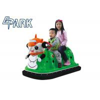 Indoor amusement Kids Bumper Car Battery Operated with Led Lights Manufactures