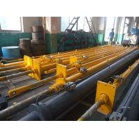 Customized Welded Hydraulic Cylinders Double Acting Hydraulic Ram Rustproof Manufactures