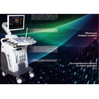 CE / ISO Approved Ultrasound Scanner Medical Surgical Equipment with Color Doppler Manufactures
