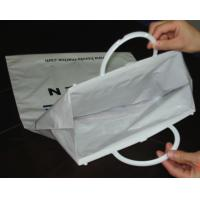 White Plastic Shopping Bag Manufactures