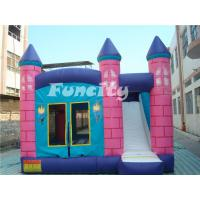 Customizable Size Kids Bounce And Slide Inflatable Bouncer 3 - 5 Years Lifespan Manufactures