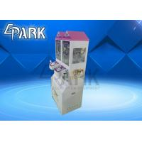 EPARK 2 Player Small Arcade Toy Grabber Machine Coin Operated White Manufactures