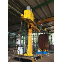 Automatic Column And Boom Welding Manipulators With Self Align Rotator Manufactures