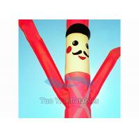 Quality Advertising Inflatable Clown Sky Dancers / Air Dancer 6M Tube Dude for Outdoor Event for sale