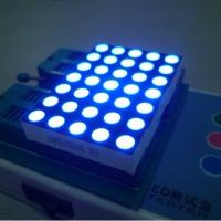 Electronic Notice Board with LED Dot Matrix led Display 5mm Diameter Manufactures