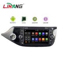 7 Inch Car Stereo That Works With Android , KIA CEED Bluetooth DVD Player For Car Manufactures