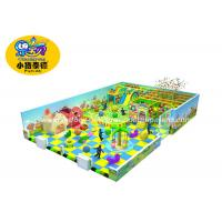 One Square Meter Soft Play Area Equipment For Super Market CE ISO9001 TUE Manufactures