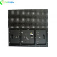 China P10 indoor led display module 3528 2scan  full color led screen on sale