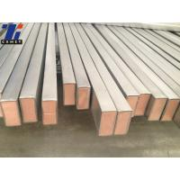 Trustworthy china supplier titanium clad copper bar