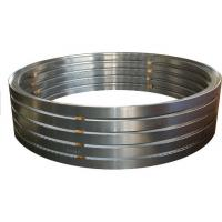 Professional Forged Steel Rings Stainless Steel Oem With Large Diameter Manufactures