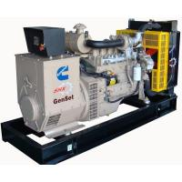 Cummins 6BT5.9-G2 Powered Electrical Diesel Generator For 100 Kva Continuous Manufactures