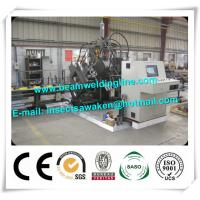 Industrial H Beam Production Line Metal Punching Machine For Sheet Metal Hole Punch Manufactures