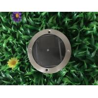 Quality Stainless Steel Solar Deck Lights LED Cold / Warm White Solar Powered Deck Stair for sale