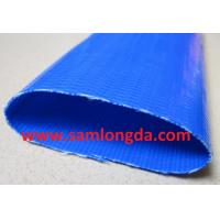 """Heavy duty Agriculture PVC Layflat Hose for Irrigation & Water (3/4""""-12"""") Manufactures"""