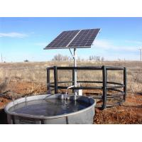 Solar water pump for well, ground water lifting solar energy system Max. flow 150m3/h Manufactures