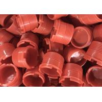 China Plastic injection molded drill pipe thread protector for sale on sale
